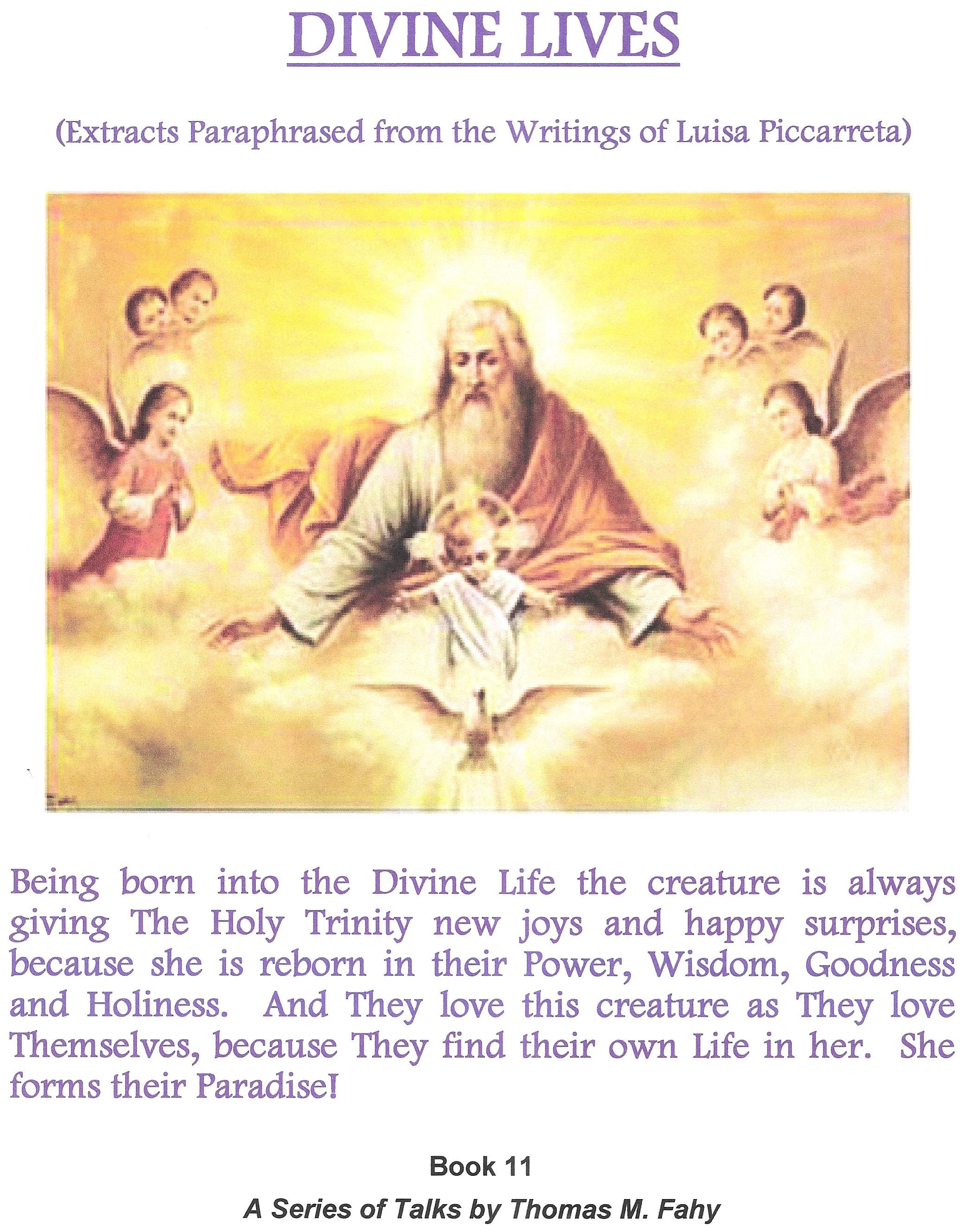 Divine Lives